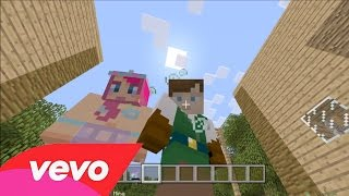 Dazed And Confused by Jake Miller Minecraft Music Video