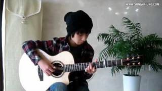 (Bette Midler) The Rose - Sungha Jung