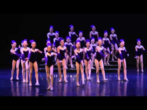 CSTD Asia Pacific Competitions 2014 - 12U Groups- That's Dancing