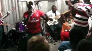 Hugo Nyame - Pardon Madame - La nuit de la chicotte le 22-09-2012 au Palais des Congrès