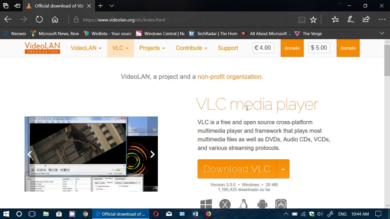Quick look at new VLC 3 0 Media player with improved support for 4K 8K HDR  and more