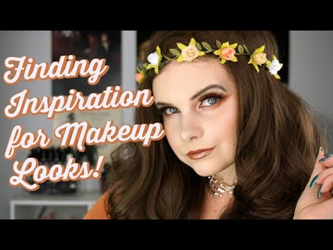 Where I Find Inspiration For Makeup Looks! | Social Media, Music, and more