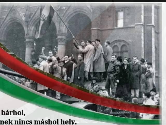 1956 Egy szabad országért 1