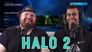 Playing Halo 2 again! | David Lopez