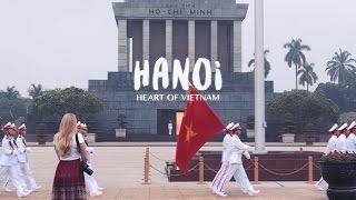 HANOI: Heart of VIETNAM (CNN/Hanoi Tourism) | feat. Phoebe Lee