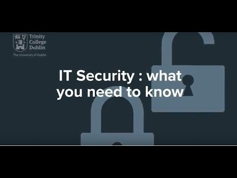 IT security basics for 2017
