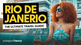 Обложка Rio De Janeiro Brazil Cost Of Living 4K
