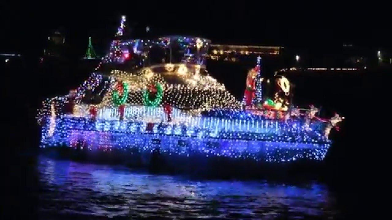 2015 newport beach christmas boat parade full hd part 2 of 2 - Newport Beach Christmas Boat Parade