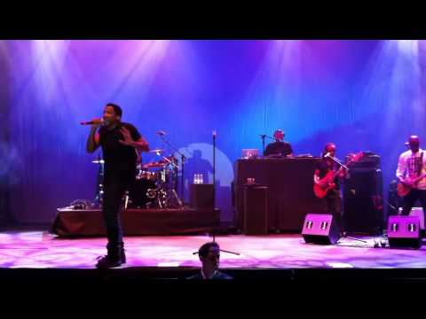 "Q-TIP ""A Tribe Called Quest"" - Sesc 11/12/2011 - Santo André Brasil - Full Concert"
