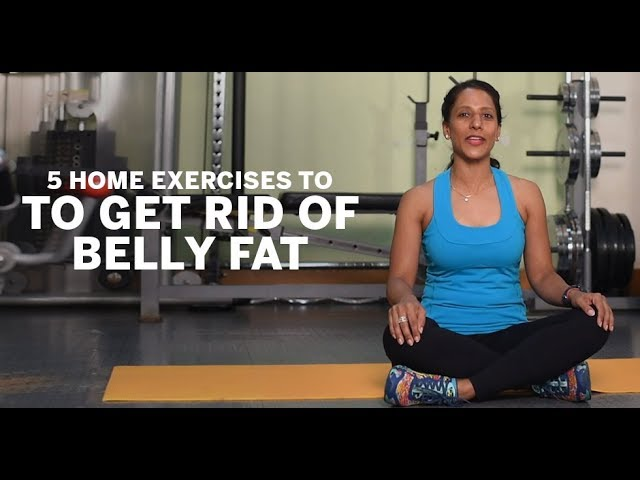 exercise workout for belly fat