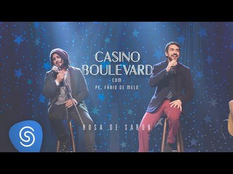 Rosa de Saron - Casino Boulevard (Part. Pe Fábio de Melo | Acústico e Ao Vivo 2/3)