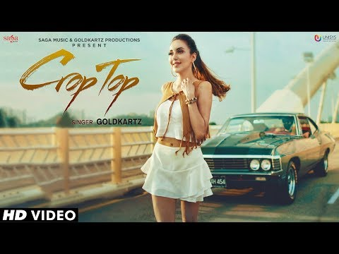 Crop Top - Goldkartz | Jaymeet | Latest Punjabi Songs 2018 | Dance Songs | Saga Music