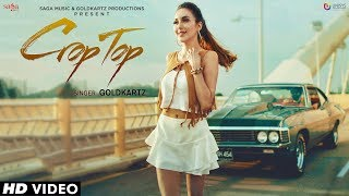 Crop Top Goldkartz | Jaymeet | Latest Punjabi Songs 2018 | Dance Songs | Saga Music