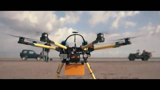 Drone levert noodmedicatie