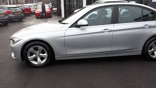 USED BMW 3 SERIES 2.0 320D EFFICIENTDYNAMICS 4DR 161 BHP