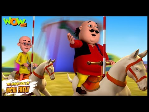 Mela - Motu Patlu in Hindi WITH ENGLISH, SPANISH & FRENCH SUBTITLES thumbnail
