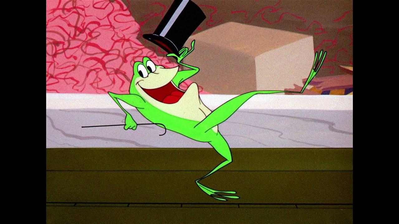 Singing Frog Hello My Baby Hello My Honey Youtube