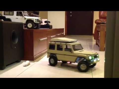 Rc Mercedes G Class Entdecker Youtube