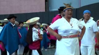 Celebran el Pawkar Raymi en Domingos de Casa Abierta