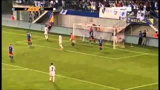 Liechtenstein vs Bosnia-Herzegovina 1-8 World Cup Qualifiers 07.09.2012
