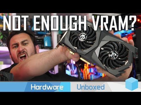 GeForce RTX 2060 VRAM Usage, Is 6GB's Enough for 1440p?