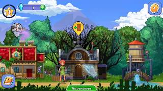 Ghost Town: Adventures Mystery Riddles Game Boy Girl Kids Games Android