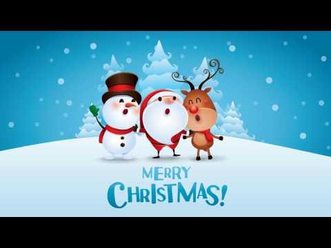 We wish you a merry Christmas! - CAROL - Christmas song in English - ESL