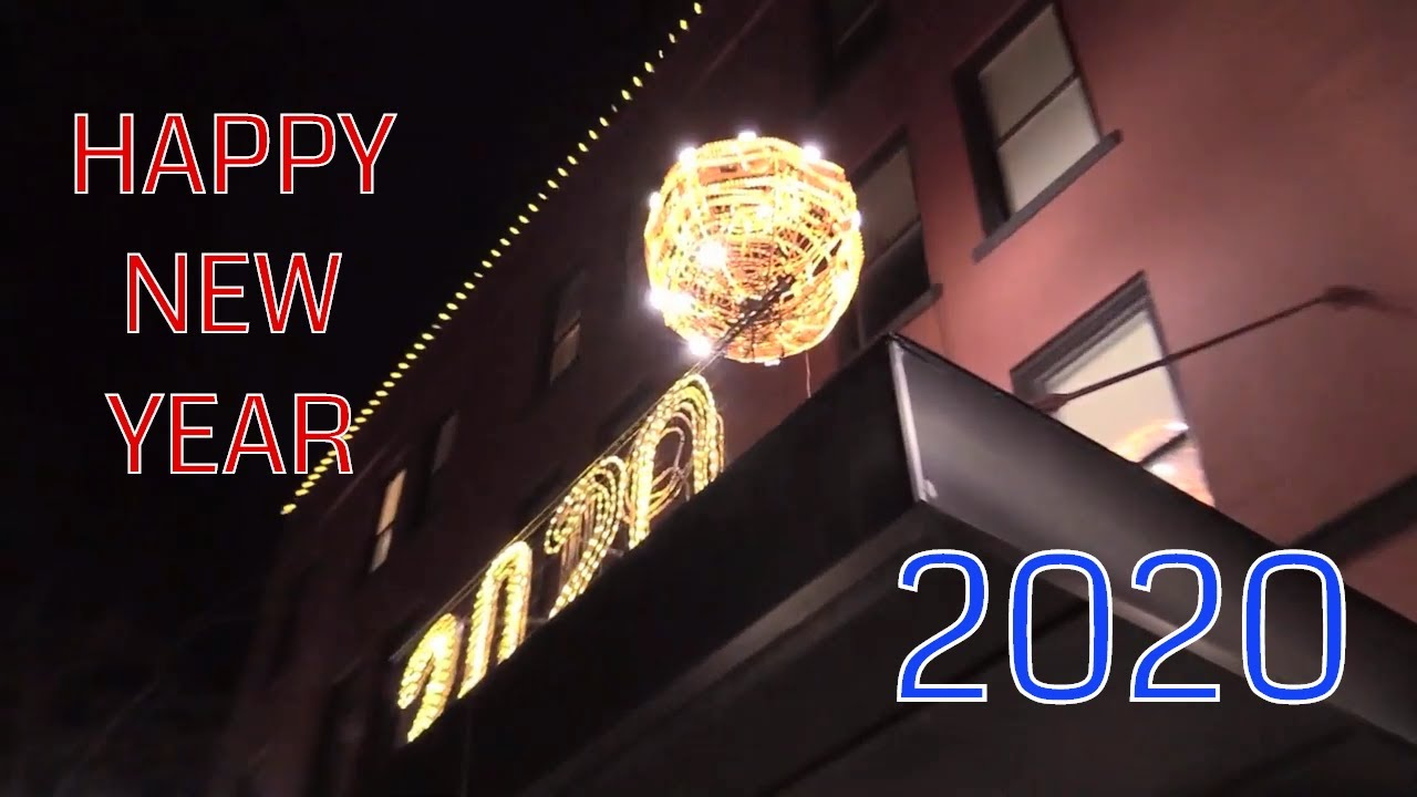 New Year's Eve Ball Drop 2020 in Seneca Falls, NY .::. FingerLakes1.com