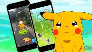 The Most Shameless Pokemon Go Rip Offs