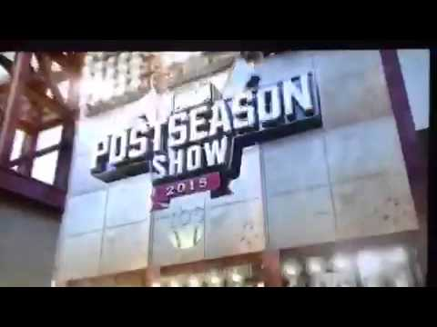 Casey Stern Curses During Mets Post Game Show