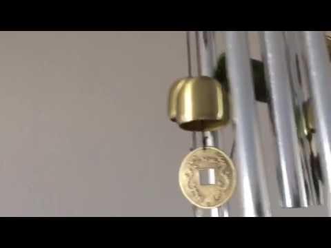 Campana De Viento Feng Shui Modelo Templo Youtube