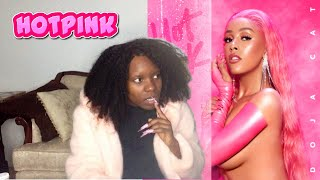 Doja Cat - Hot Pink Album   REACTION  