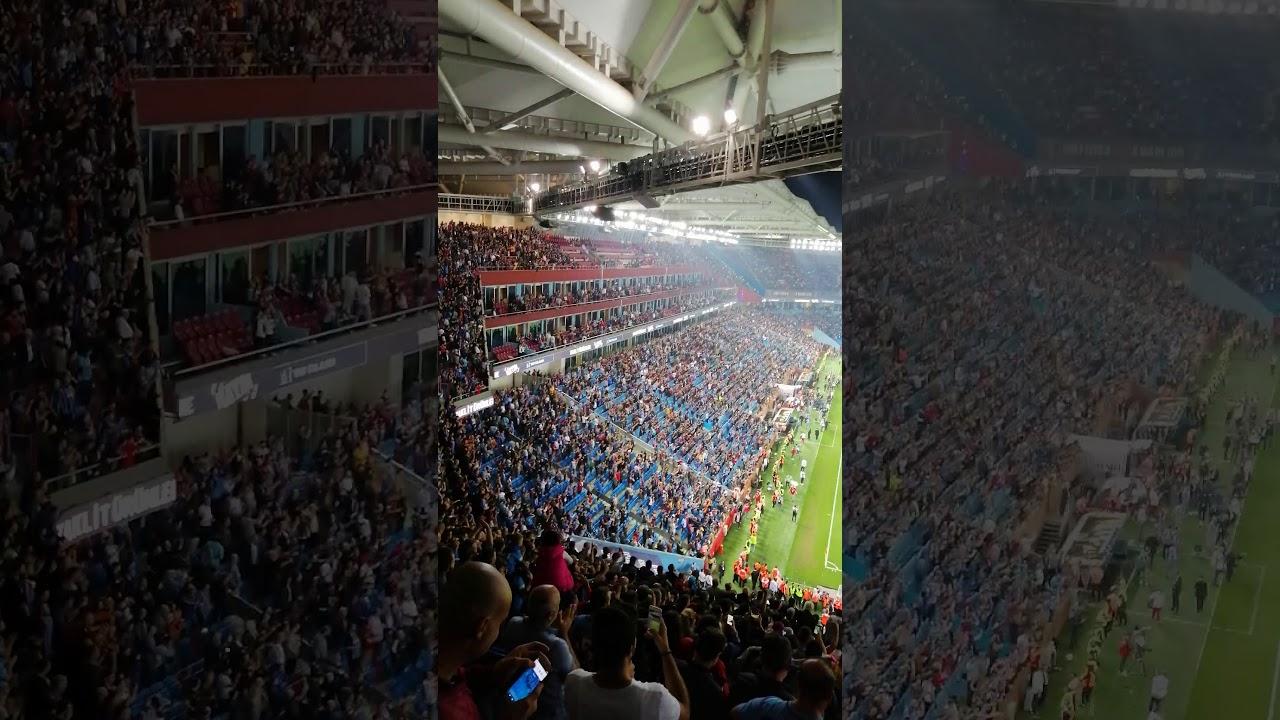 Trabzonspor 4-1 Beşiktaş Maç Sonu Geceler Geceler 😂