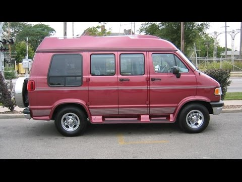 1997 Dodge Ram Conversion Van
