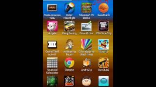 Обзор игр на телефоне (часть 5)