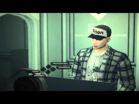 Deus Ex - Shanghai Justice funny moment