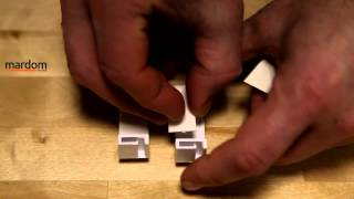 Montaż mini rolety