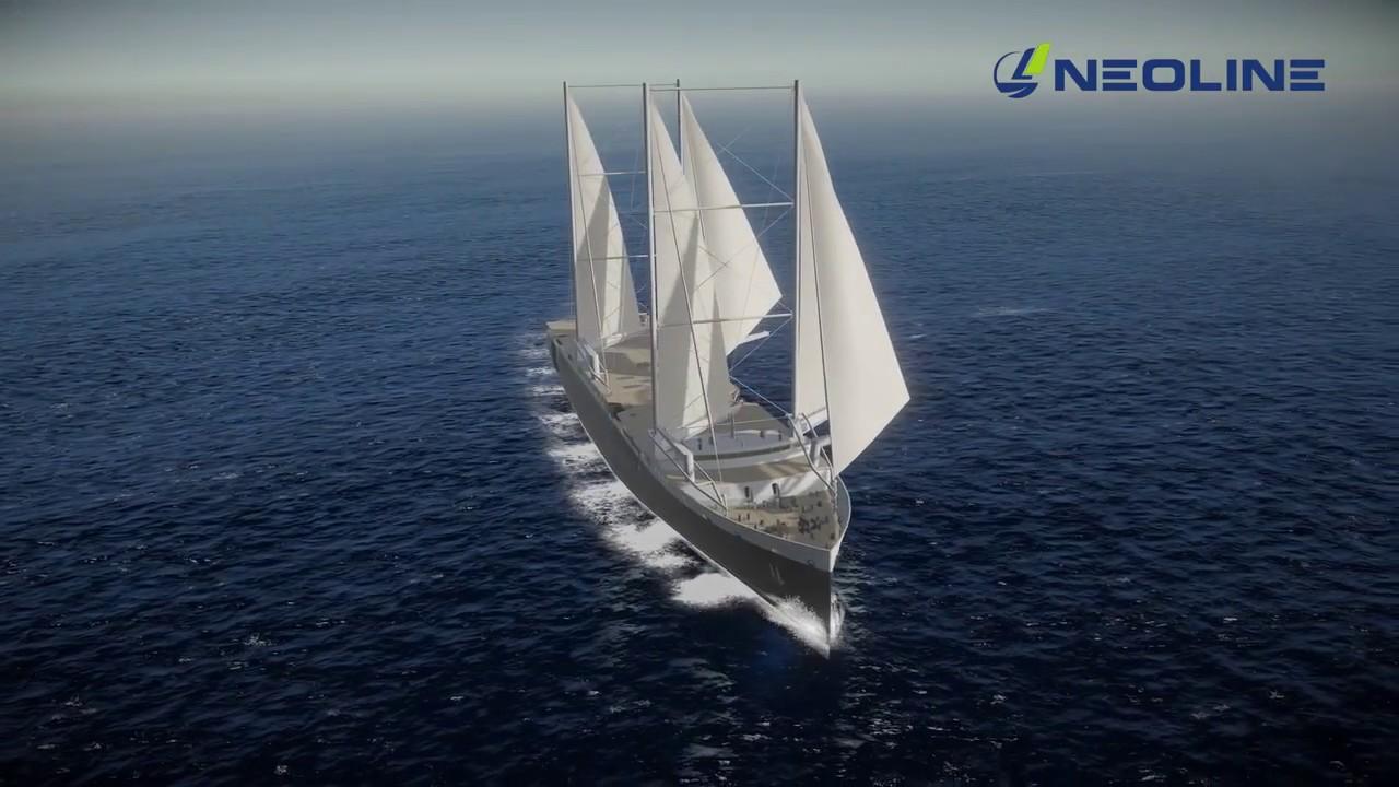 NEOLINE - Solution de transport maritime responsable - YouTube
