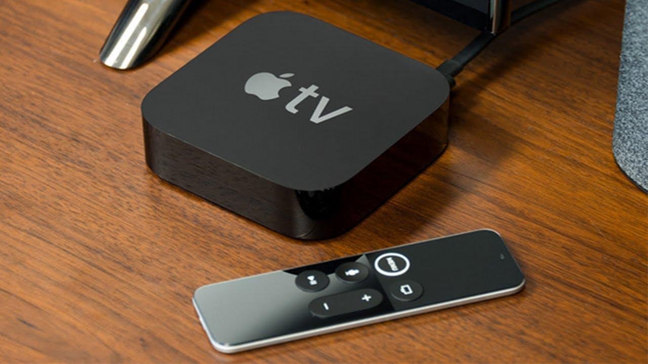 språk apple tv