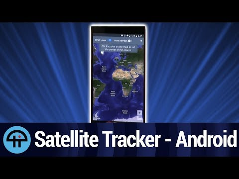 Satellite Tracker For Android