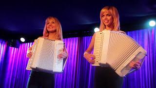 THE GIRLS BAND Дуэт ЛюбАняLA -JACK  [accordion,harmonica,баян]