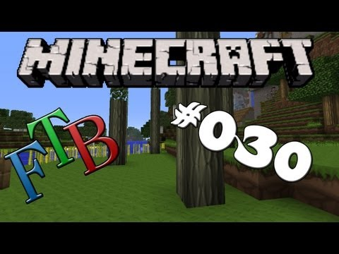 Let's Play Together FTB Lite [HD+] - #030 - Sticky Resin