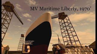 [ROBLOX] MV Maritime Liberty Launch