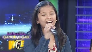"GGV: Elha Nympha sings ""Pearly Shells"" & ""Emotions"""
