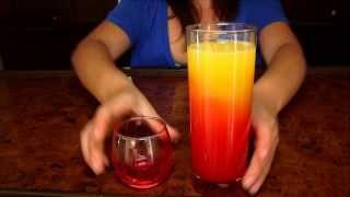 Tequila Sunrise. Sabor a México