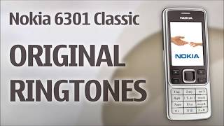 Nokia 6301 classic original ringtone includes all ringtones from both regions/ america and europe. you can skip to these listed below: 00:04 coloss...