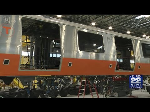 CRRC: A look inside of modern day manufacturing