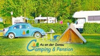 Camping Au an der Donau - Ihr Campingplatz in Österreich direkt an der Donau