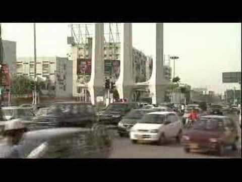 Karachi protests turn violent after vote results - 07 Oct 07