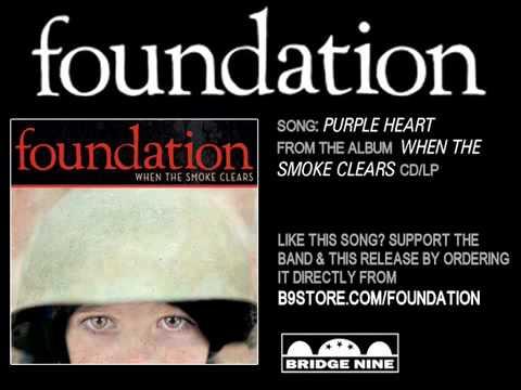 purple heart by Foundation